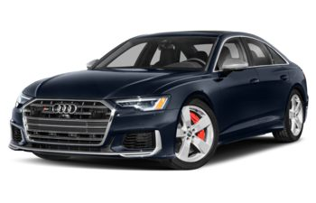 2021 Audi S6 - Firmament Blue Metallic