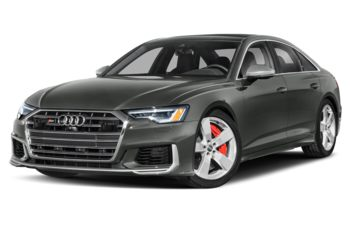2021 Audi S6 - Daytona Grey Pearl Effect