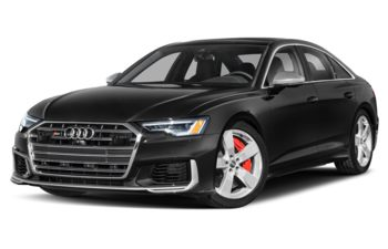 2021 Audi S6 - Brilliant Black