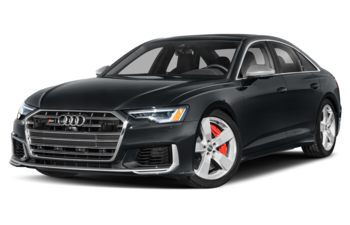 2021 Audi S6 - Vesuvius Grey