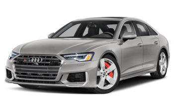 2020 Audi S6 - Florett Silver Metallic