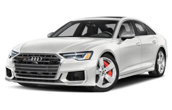 2021 Audi S6 - Ibis White