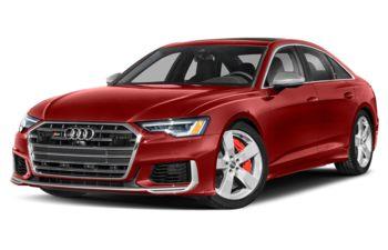 2021 Audi S6 - Tango Red Metallic