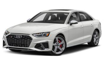 2021 Audi S4 - Ibis White