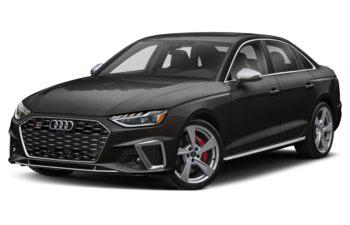 2021 Audi S4 - Mythos Black Metallic
