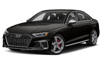 2021 Audi S4 - Mythos Black Metallic