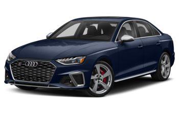 2021 Audi S4 - Navarra Blue Metallic