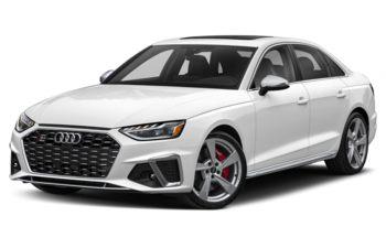 2021 Audi S4 - Glacier White Metallic