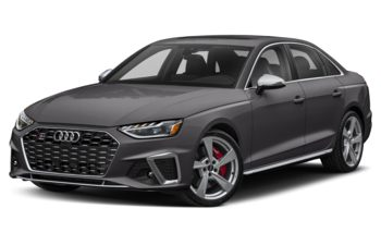 2021 Audi S4 - Quantum Grey