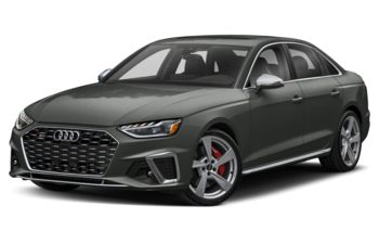 2021 Audi S4 - Daytona Grey Pearl