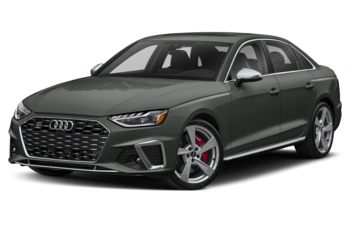 2020 Audi S4 - Daytona Grey Pearl Effect