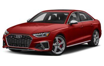 2021 Audi S4 - Tango Red Metallic