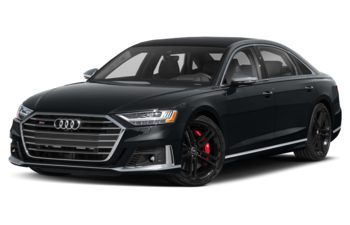 2021 Audi S8 - Vesuvius Grey Metallic
