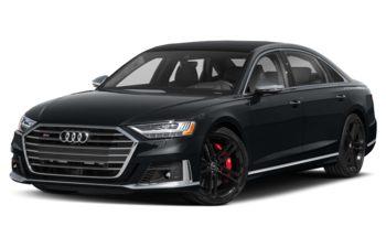 2020 Audi S8 - Vesuvius Grey Metallic