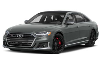 2021 Audi S8 - Monsoon Grey Metallic
