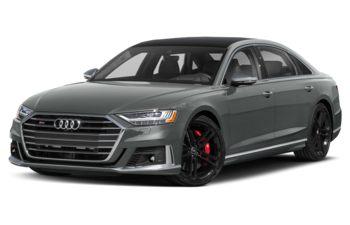 2021 Audi S8 - Monsoon Grey Metallic