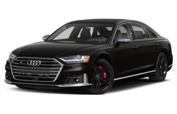 2020 Audi S8 - Mythos Black Metallic