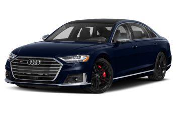 2020 Audi S8 - Navarra Blue Metallic