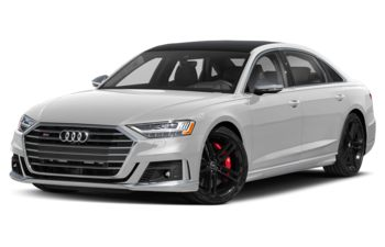2020 Audi S8 - Daytona Grey Metallic