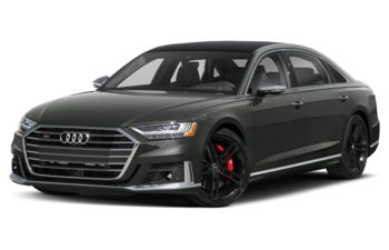 2021 Audi S8 - Daytona Grey Metallic