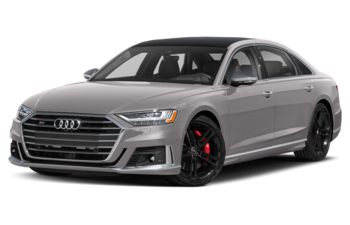 2020 Audi S8 - Vesuvius Grey Metallic