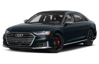 2020 Audi S8 - Moonlight Blue Metallic