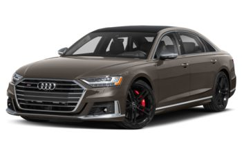 2021 Audi S8 - Terra Grey Metallic