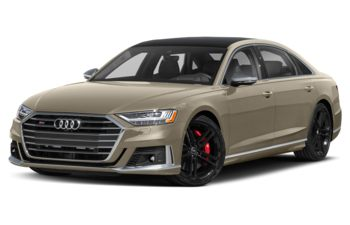2020 Audi S8 - Terra Grey Metallic