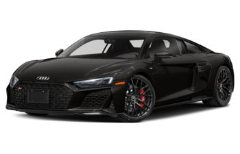 2021 Audi R8 - Mythos Black Metallic