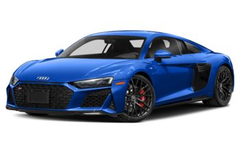 2020 Audi R8 - Ascari Blue Metallic