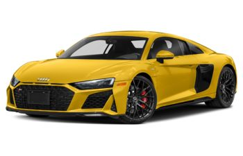 2021 Audi R8 - Vegas Yellow