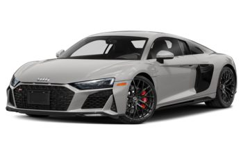 2021 Audi R8 - Florett Silver Metallic