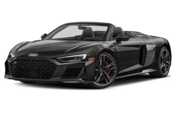 2020 Audi R8 - Mythos Black Metallic