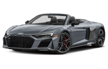 2020 Audi R8 - Ascari Blue Metallic