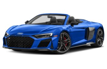 2020 Audi R8 - Ara Blue Crystal Effect