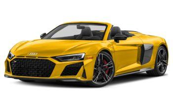 2020 Audi R8 - Florett Silver Metallic