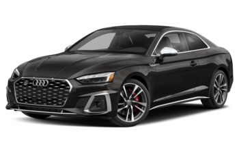 2021 Audi S5 - Mythos Black Metallic