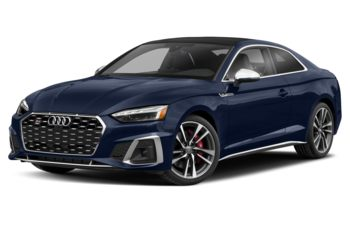 2021 Audi S5 - Navarra Blue Metallic