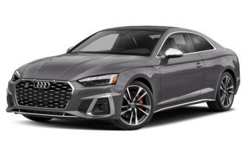 2020 Audi S5 - Quantum Grey