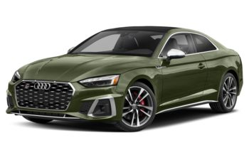 2020 Audi S5 - District Green Metallic