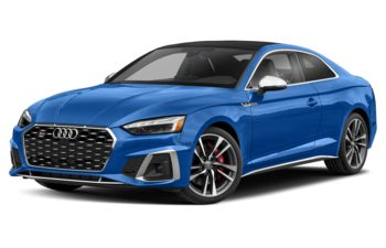 2020 Audi S5 - Turbo Blue
