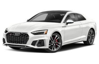 2020 Audi S5 - Ibis White