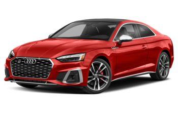 2020 Audi S5 - Tango Red Metallic