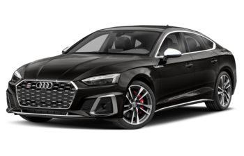 2021 Audi S5 - Mythos Black Metallic