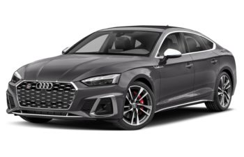 2021 Audi S5 - Quantum Grey