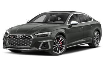 2021 Audi S5 - Daytona Grey Pearl