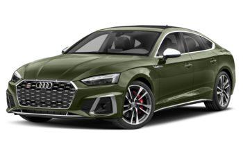2021 Audi S5 - District Green Metallic