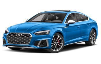 2021 Audi S5 - Turbo Blue