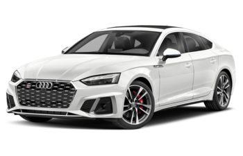 2021 Audi S5 - Ibis White
