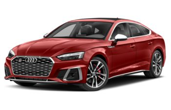 2021 Audi S5 - Tango Red Metallic